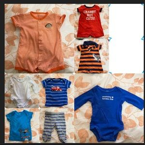 Other - Baby Boy Clothes Size 3Months